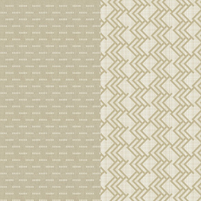 Custom Chevron Woods Pattern