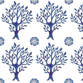 white-tree-stamp-VECTOR-w-corner-flwrs-FULLSIZE4in-150-rayonbatik12tree-white