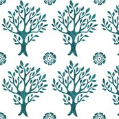 Rwhite-tree-stamp-vector-w-corner-flwrs-fullsize4in-150-lgdpforestgrnbatiktree-white_shop_thumb