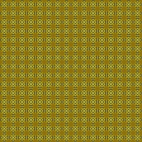 Polka Dot - Mustard