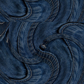 Denim Dreams: Twirl