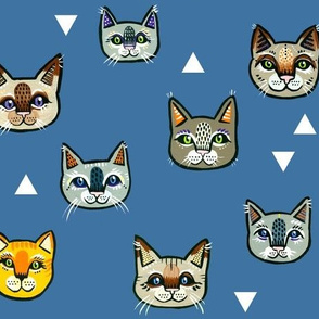 Cat Faces 1