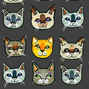 Cat Faces 3