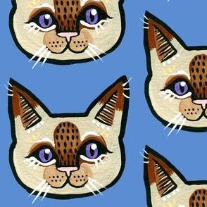 Cat Face 2