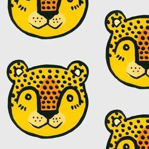 Cheetah Face 2