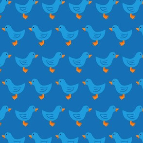 Duck Waddle (Blue)