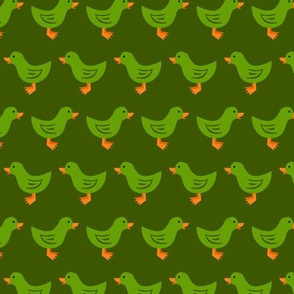 Duck Waddle (Green)
