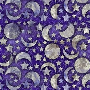 crystal moon violet