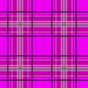 Dean's Pink and Violet Plaid