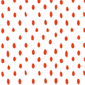 red playful dots
