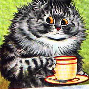Wain's Coffee Cat