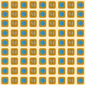 Golden squares V2