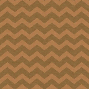 Dark and Light Brown Prim Chevron