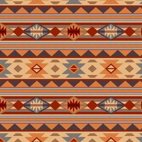 Southwestern Design Tan