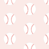 Baseball - strawberry milkshake