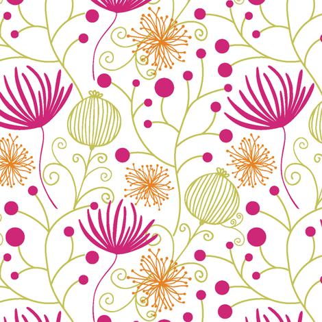 Spurs fabric by plum_studio on Spoonflower - custom fabric