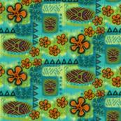 Tiki Turquoise