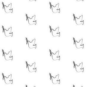 cestlaviv_PEACE_dove_bw