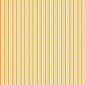 2016 Spring Fabric Blood Orange Plaid Large Print