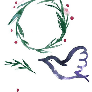 cestlaviv_wreath_peace