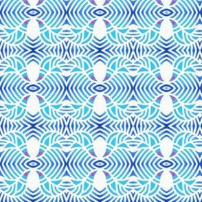 Doves Blue Hues