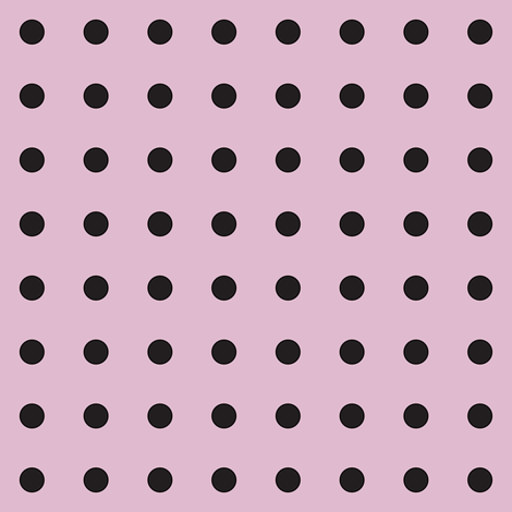 PolkaDotsGrid fabric by bahrsteads on Spoonflower - custom fabric