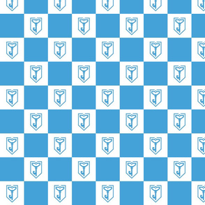 Ingress Resistance Checkered Fabric