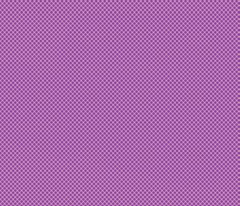 Purple_Dots_Smaller fabric by dizzydoll on Spoonflower - custom fabric