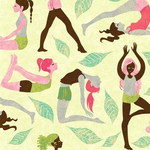 yoga-girls