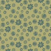 Hummingbird_Sunflower #1
