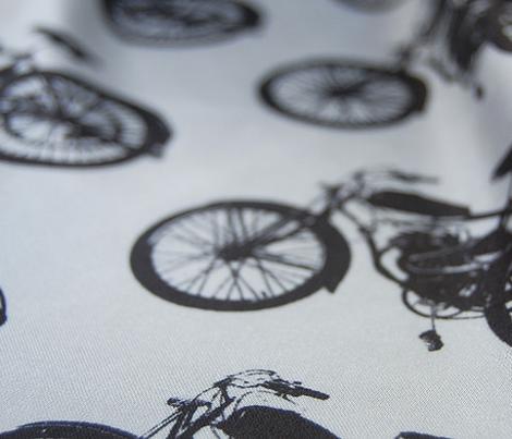 """Vintage Motorcycle (4"""")"""