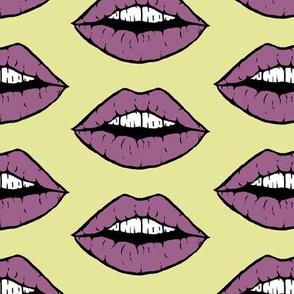 Winter Lips