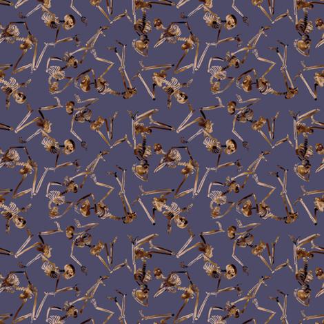 skellybones fabric by zea_b on Spoonflower - custom fabric