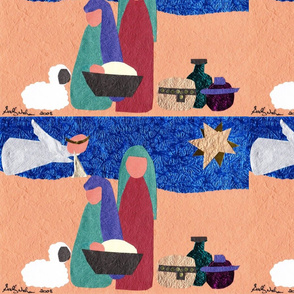 Holy Family First Picture