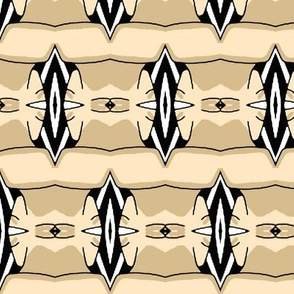 Abstract Decorative Stripe