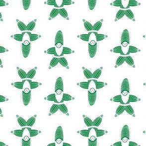 GNOME in Green