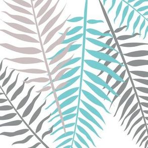 Feuilles de Palmiste