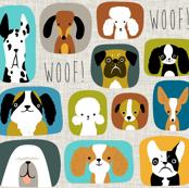 doggie portrait gallery