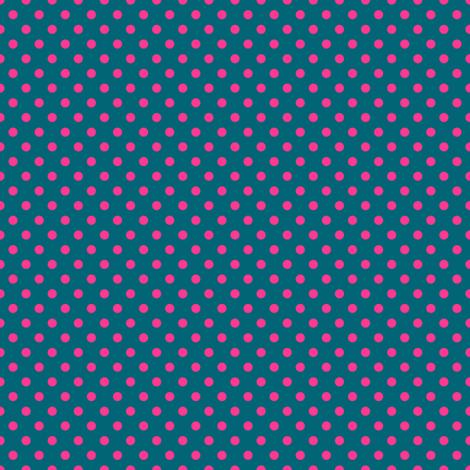 Neon Spots fabric by seesawboomerang on Spoonflower - custom fabric