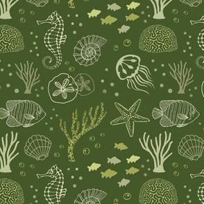 The Green Deep