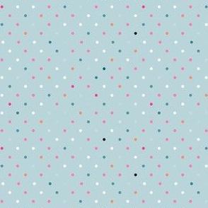 Neon Multi Dots