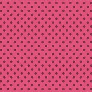 Lovely Pink Spots