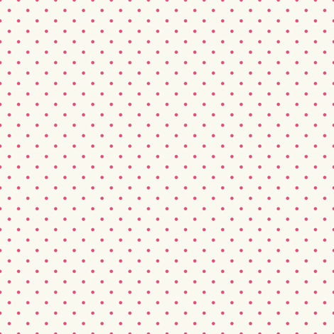 Lovely Pink Dots fabric by seesawboomerang on Spoonflower - custom fabric