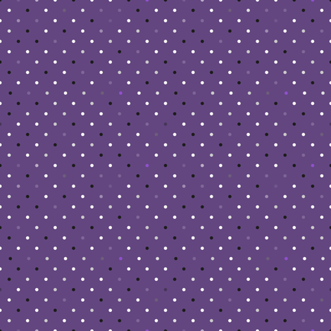 Sumptuous Multi Dots fabric by seesawboomerang on Spoonflower - custom fabric