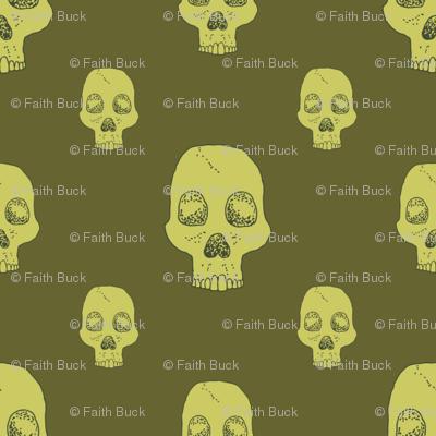 Toxic Skull Fill