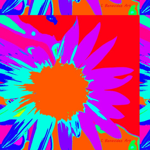 Psychedelic_Sunflower