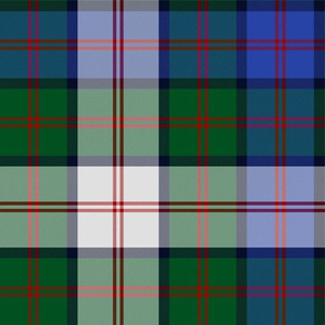 Blair dress tartan