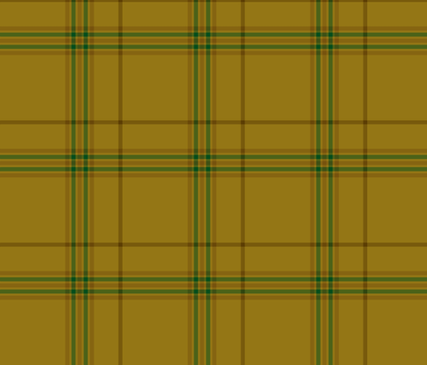Houston tartan fabric by weavingmajor on Spoonflower - custom fabric