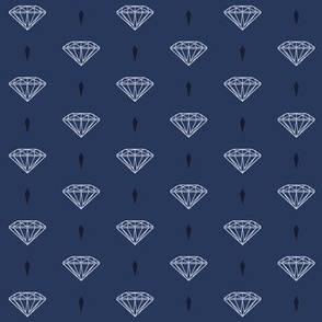 New Diamonds_midnight blue