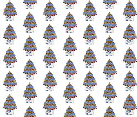 A Cape Cod Christmas fabric by karenharveycox on Spoonflower - custom fabric